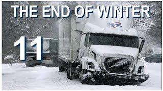 Winter Car Crash Compilation 11 - CCC :)