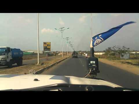 heading to the office, Juba South Sudan