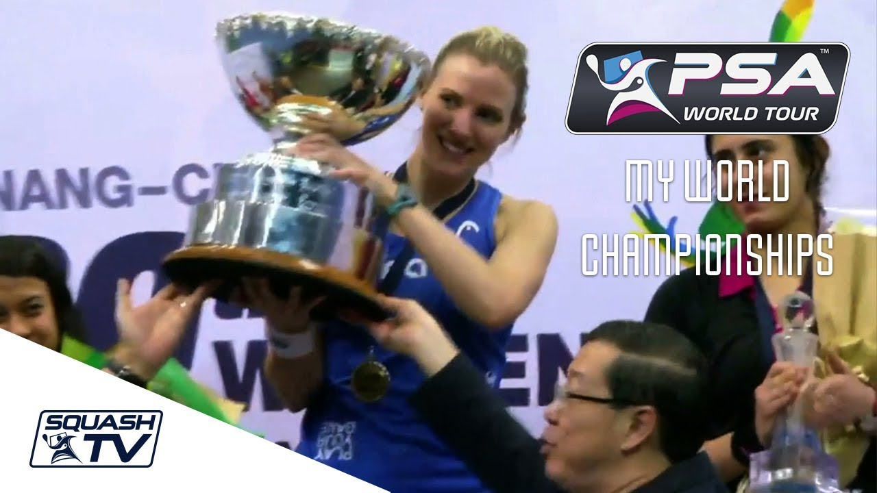 Squash: My World Championships - Laura Massaro - 2013 Champion
