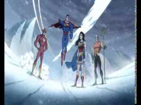 JLA Adventure - Time Trapper 2014 Unofficial Trailer