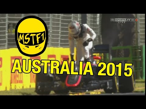 2015 Australian Grand Prix – Mystery Science Theater F1