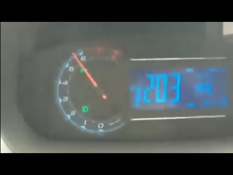 Chevrolet Cobalt TEZLIK 203 km