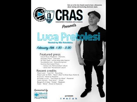 Luca Pretolesi @CRAS