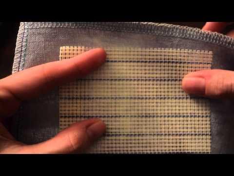 Cross Stitch Basics - Types Of Fabric