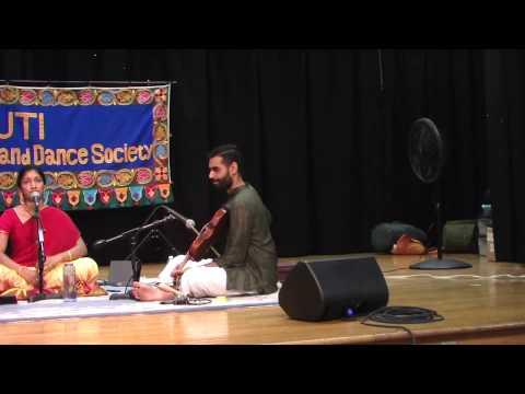 Sruti Cultural Association, Philadelphia PA, 05/30/15