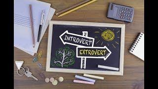 Introwertyk, ekstrawertyk, ambiwertyk - test osobowości