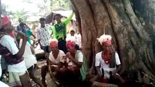 Tribal Music and Folk Dance of Lanjia Soura Tribe Peopls