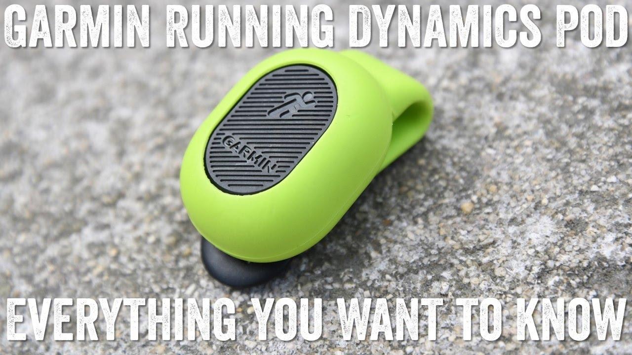 GARMIN RD (Running Dynamics) POD REVIEW!