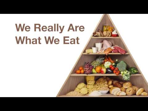 'We Really Are What We Eat': Benefits of Nutrient-Rich Foods