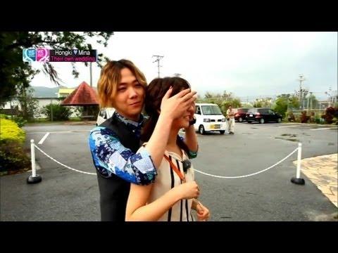 Dating And Hongki Mina