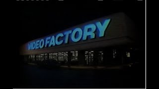 The Video Factory Commercial - Snyder NY - 1988