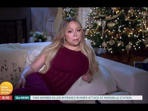 Mariah Carey Reacts To Las Vegas Mass Shooting (Good Morning Britain Full Interview)