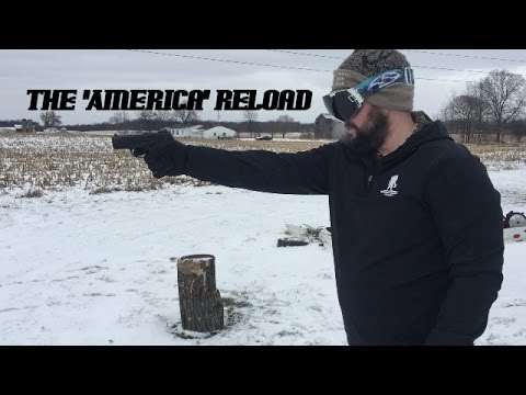 TYPES OF RELOADING ON THE RANGE