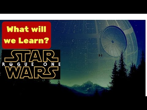 Rogue One who Survives  (Blue Harvest Star Wars Talk)