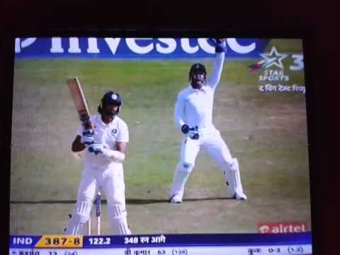 Funny Alastair cook's  Bowling