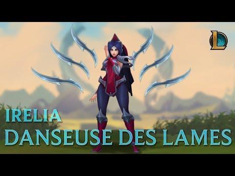 Irelia: Danseuse des lames | Bande-annonce de champion
