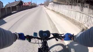 Самодельный Электровелосипед :-)(Подписывайтесь на канал ставьте лайки и ждите от меня много других видео..., 2014-06-20T15:34:01.000Z)