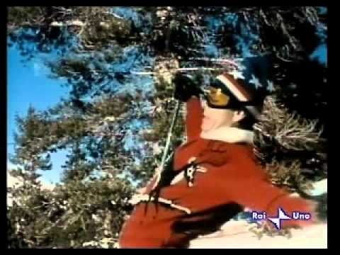 Spericolata discesa di John Baxter in Pista arriva il gatto delle nevi