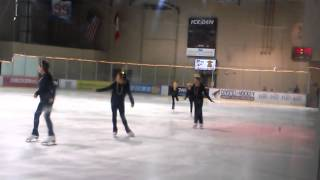 Natasha ice skating Thumbnail