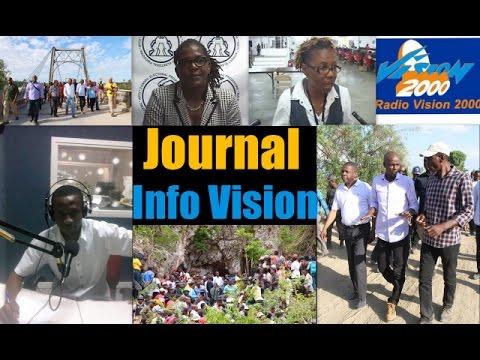 Journal Info Vision Samedi 1er Avril 2017 sur CAP-HAITIEN EN-VRAC