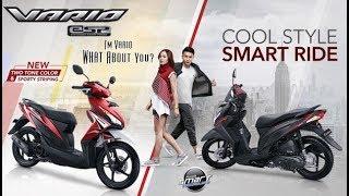 Honda Vario 110 cc, CBS, ISS, ESP