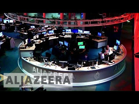 The Listening Post - Gulf crisis: Al Jazeera in the crosshairs