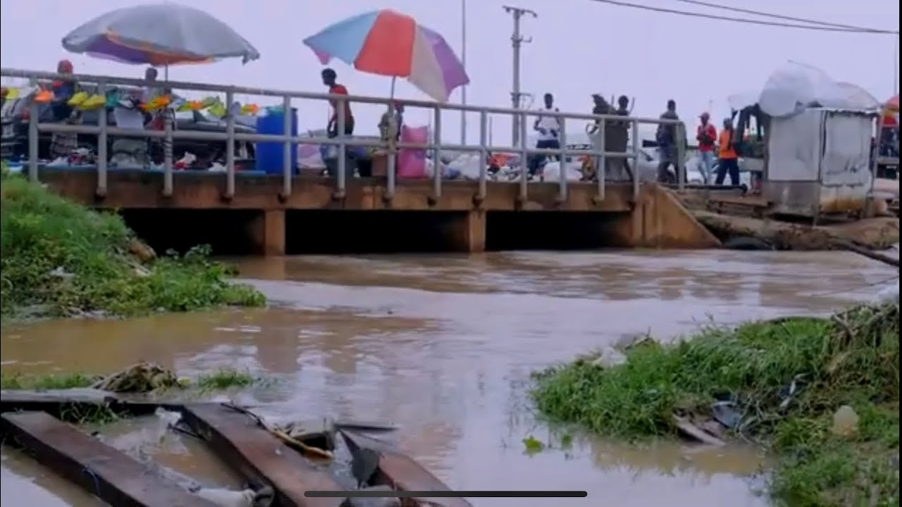 Download Heavy rains and flooding disrupted communities in Dibba Kunda