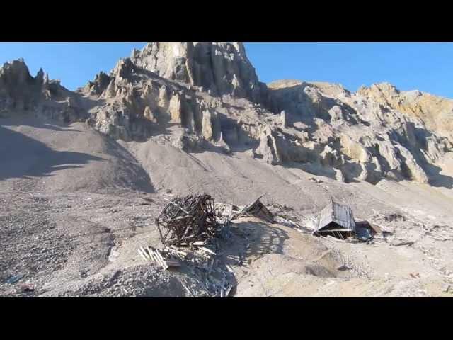 Jumbo Mine and Jumbo Cirque above Kennecott
