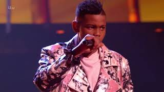 'Finesse'  The Knockouts   The Voice UK 2018