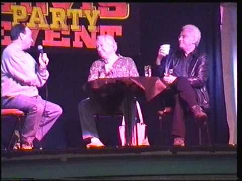 ELVIS PARTY EVENT   GLENN HARDIN AND JERRY SCHEFF INTERVIEW 12 09 01