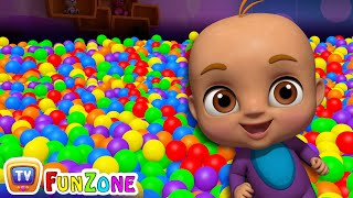 Johny Johny Yes Papa Ball Pit Show Family Song - 3D Nursery Rhymes & Kids Songs for Babies