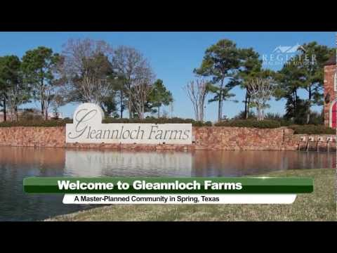 Welcome to Gleannloch Farms - A Master-Planned Community in Spring, TX