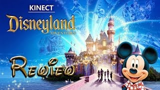 (Review) Kinect Disneyland Adventures sur Xbox 360