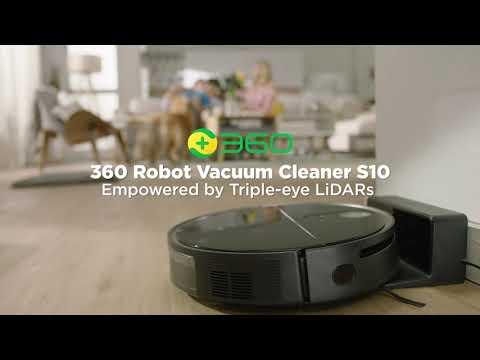 Smart Vacuum // S10 video thumbnail