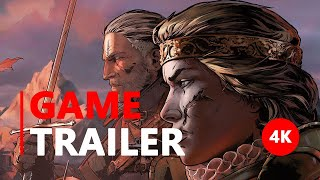 Thronebreaker: The Witcher Tales - Accolades Trailer | 4K