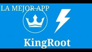 King Root (acceso root en minutos para tu android)