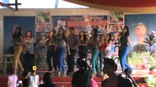 "Teachers dance "" Annie Batungbakal! """