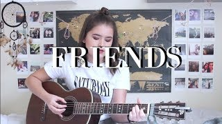 FRIENDS - Marshmello & Anne-Marie / Cover by Jodie Mellor