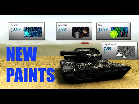 tanki-online---new-paints-?-and-how-they-looks-like-!