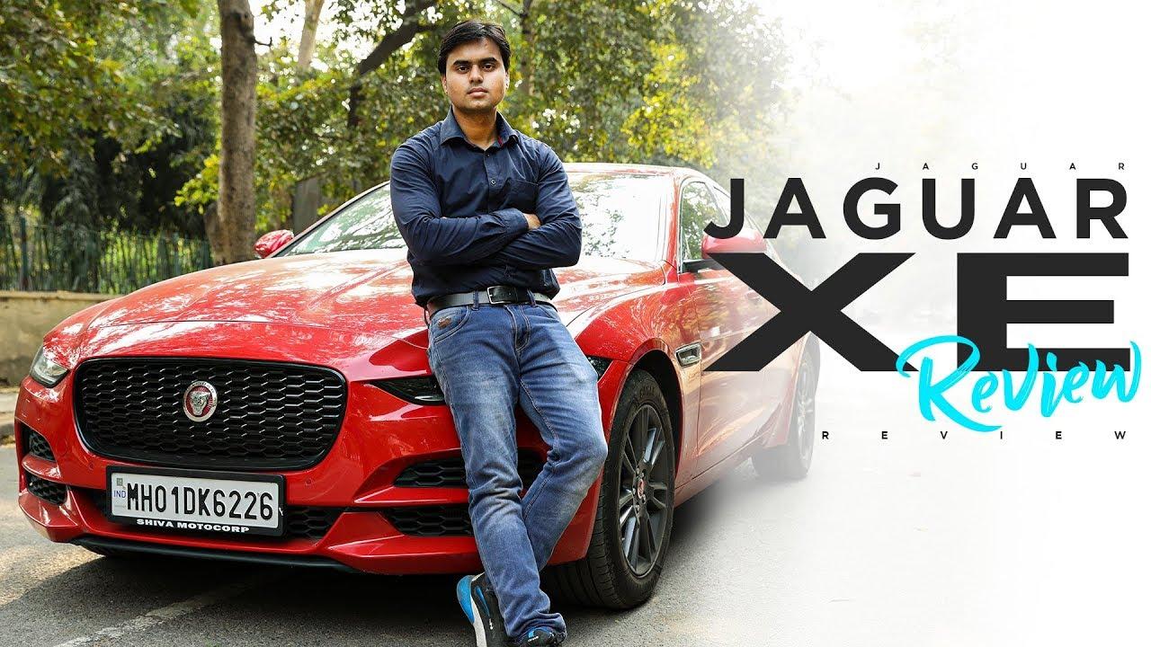 Jaguar XE Facelift Petrol Review: लुक्स और परफॉर्मेंस के चलते BMW 3-Series को देगी कड़ी टक्कर