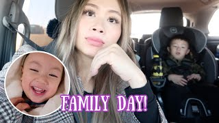 Family Day Vlog | HAUSOFCOLOR