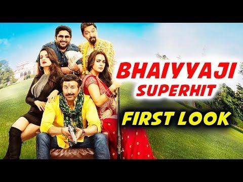 Bhaiyyaji Superhit FIRST LOOK Out | Sunny Deol, Ameesha Patel, Preity Zinta, Arshad Warsi, Shreyas