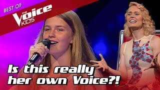 Download lagu 13 Year Old has MEMORABLE All Chair Turn in The Voice Kids