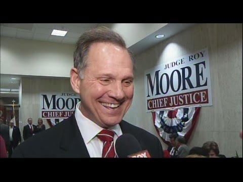 Judge Roy Moore on Same-Sex Marriage & Judicial Activism...
