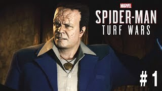 HAMMERHEAD! | Spider-Man Turf Wars [#1]