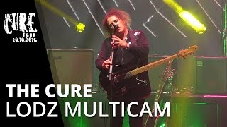 The Cure - Lullaby * Live in Poland 2016 HQ Multicam
