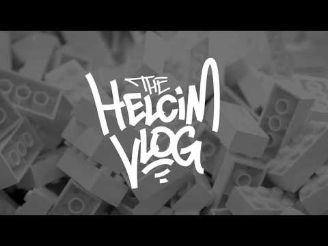 Just Build It How to Make Giant LEGO Letters For A Wall  The Helcim Vlog 13