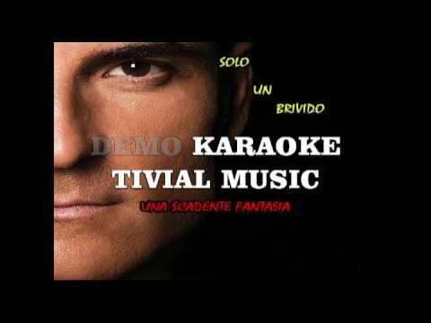 Meravigliosamente Sal da Vinci Karaoke