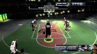 "NBA 2K11 8'5"" 99 My Player PG"
