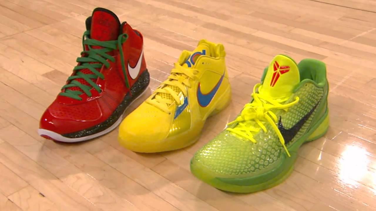 5b245e0b6b80 Kobe s New Shoes - YouTube